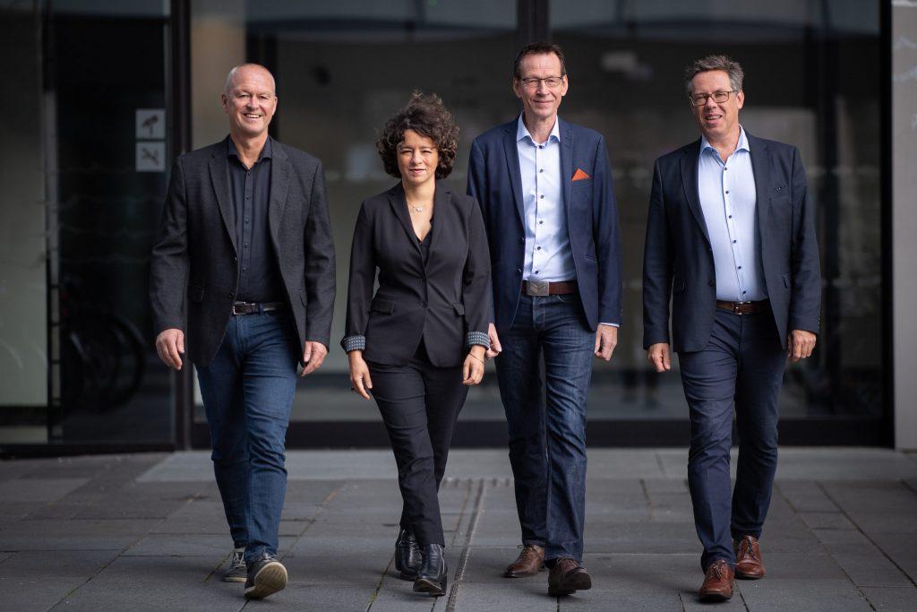 Ansatte i Drammen kommune eiendomsutvikling