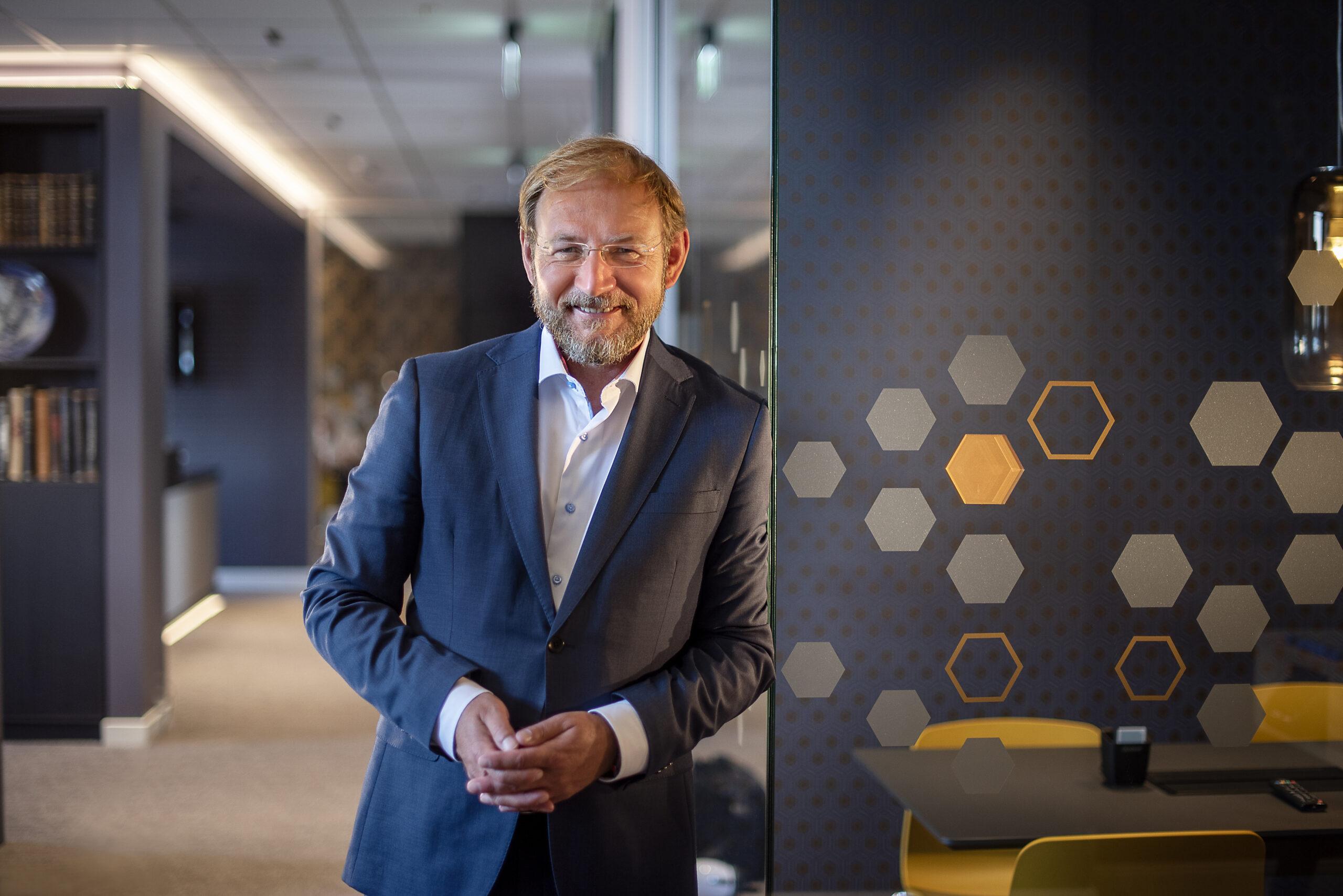 Rune Kjølstad, Næringsforeningen i Drammen