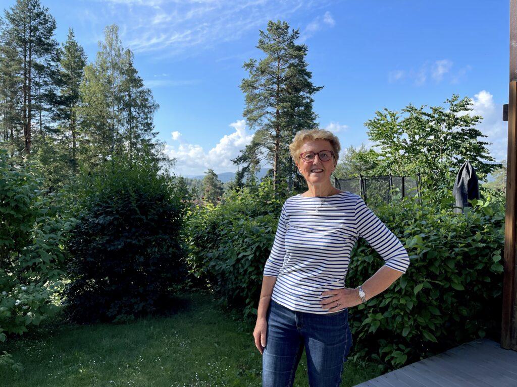 Marit Kiligitto, Konnerudparken